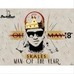 "Skales –  ""Man of the Year"" Album Art + Release Date"