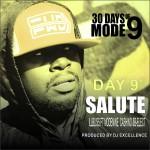 "Modenine – ""Salute"" with iLLbliss, B-Elect & Cashino"