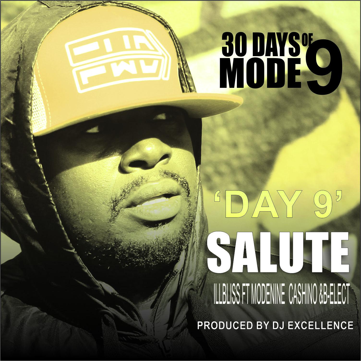 #30DaysOfModenine Day 9 - Modenine