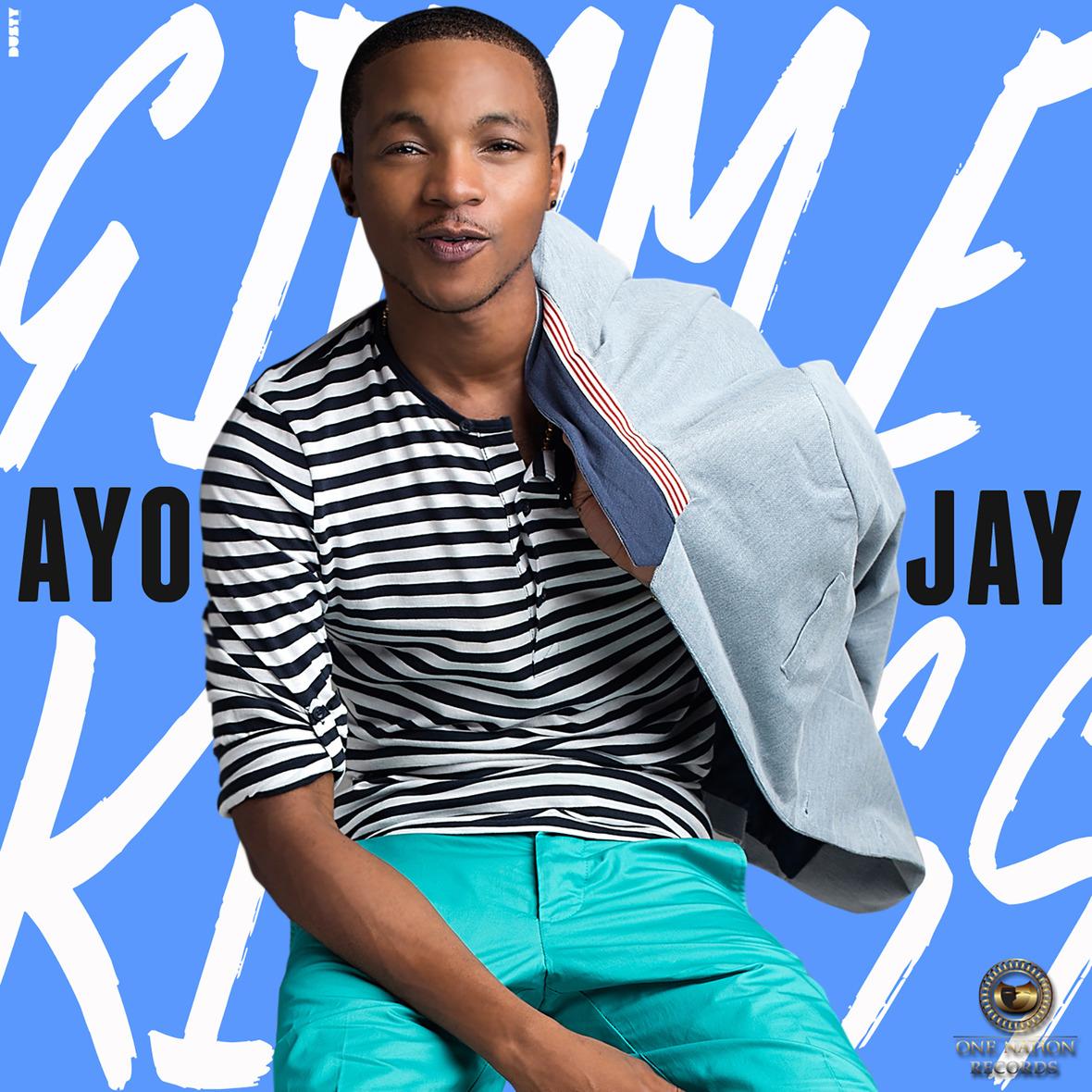 Ayo Jay - Gimme Kiss-ART