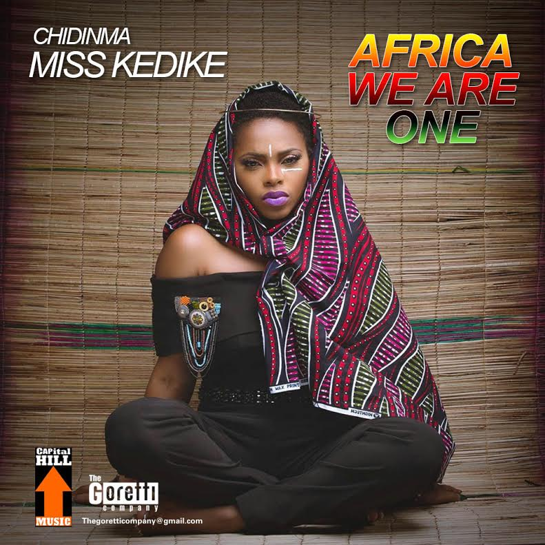 Chidinma – Africa We Are One-ART