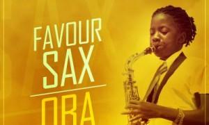 Favour Sax - Oba (King)-ART