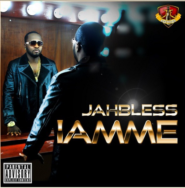 JahBless - I Am Me - Album Art
