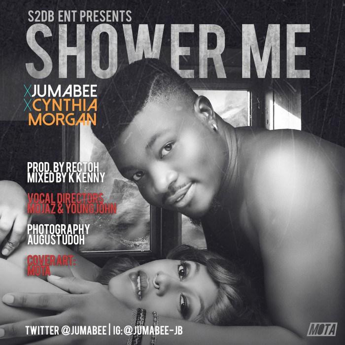 Jumabee - Shower Me ft. Cynthia Morgan-ART