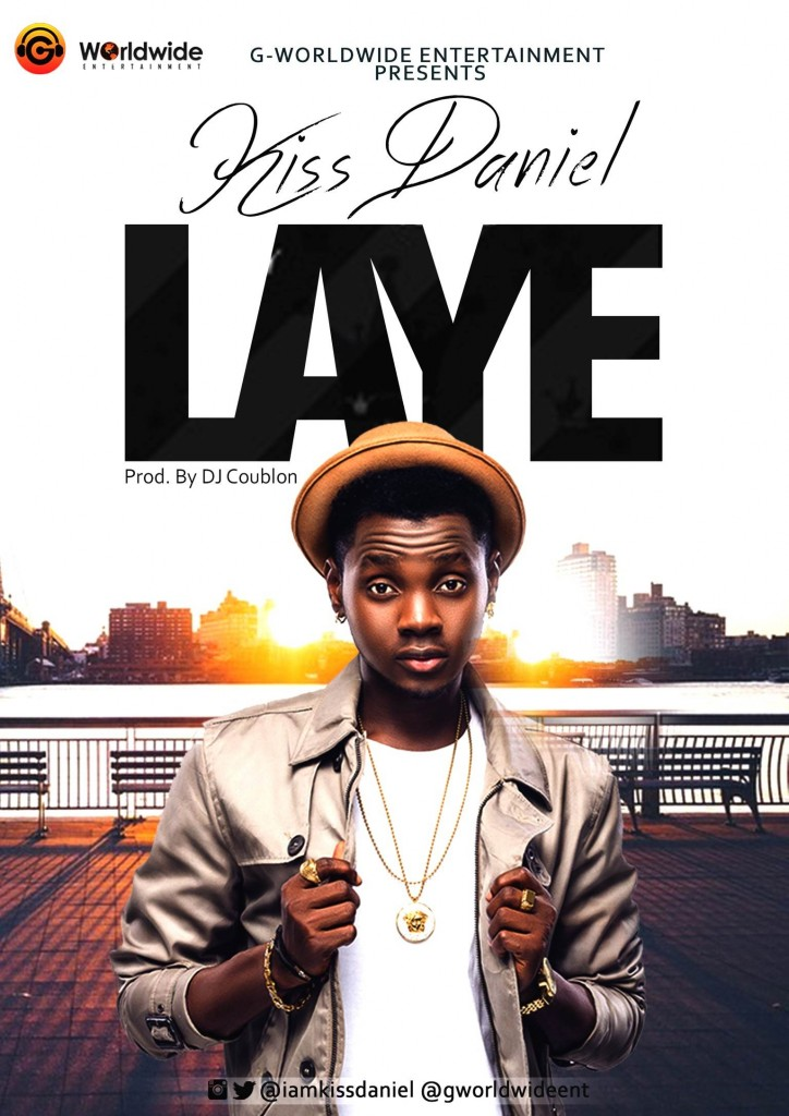 Kiss Daniel - Laye (Single Art)