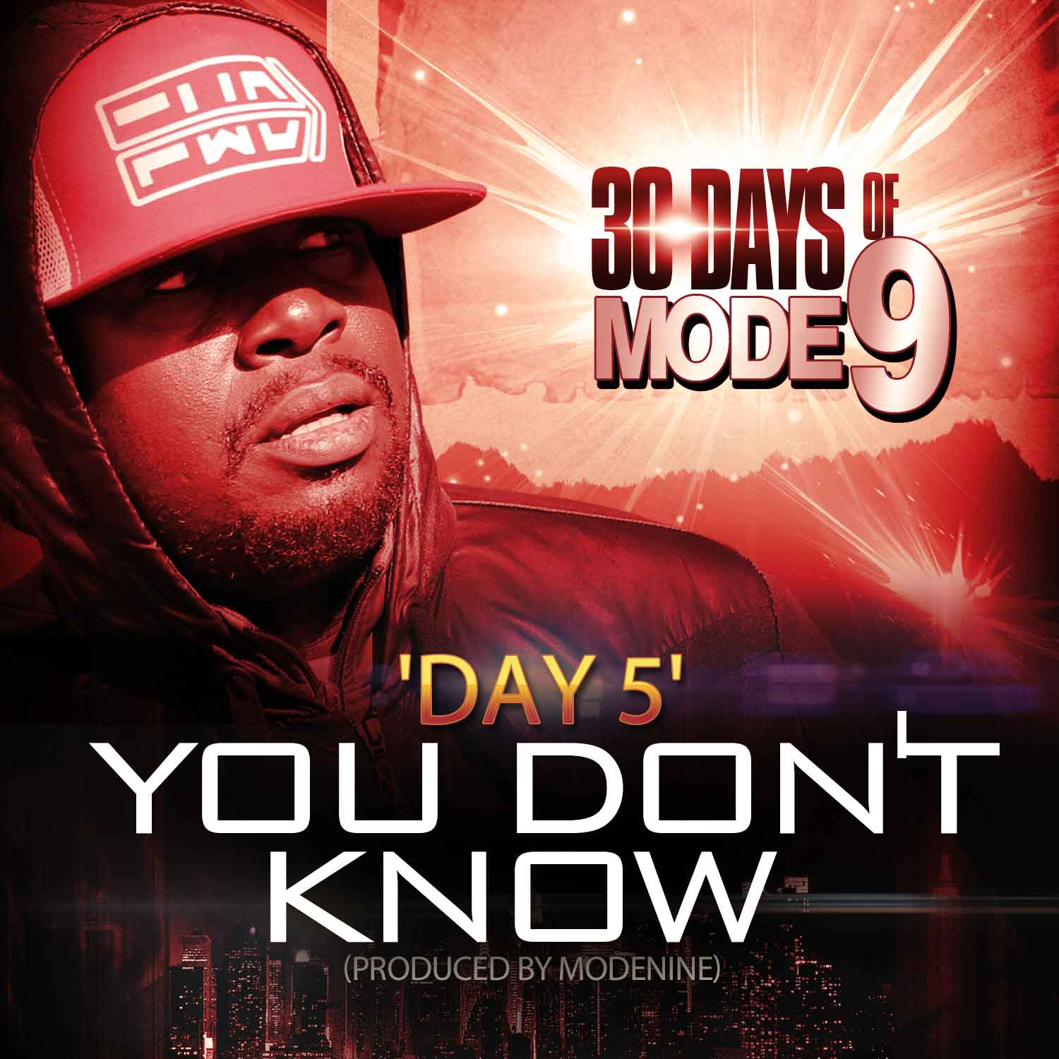 Modenine – You Don't Know-ART