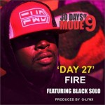 "Modenine – ""Fire"" ft. Black Solo (Prod. By G-Lynx)"