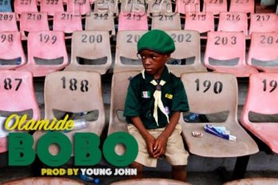 Olamide -BOBO - ART