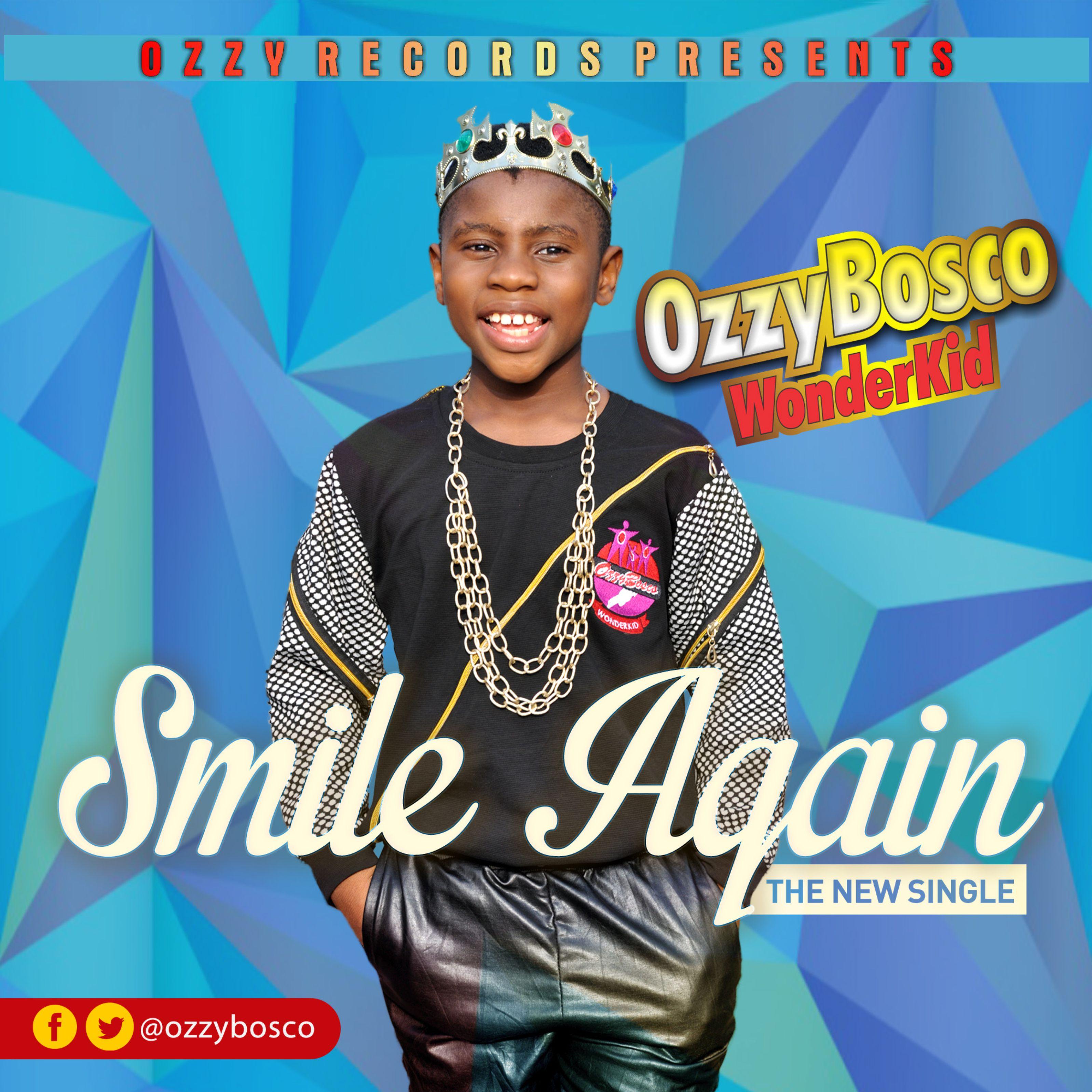 Ozzy Bosco - Smile Again-ART