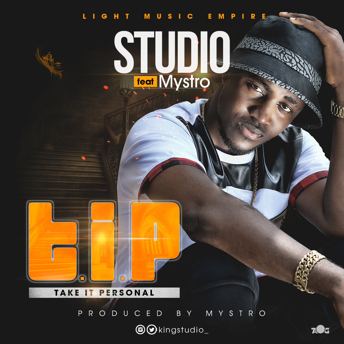 Studio - T.I.P (Take It Personal) ft. Mystro-ART