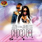 "Jozie – ""Choco Boi"" (Remix) ft. Jahbless"
