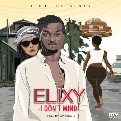 Elixy - I Don't Mind-ART