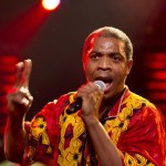Femi Kuti Exposed Governor Ambode To French President