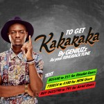Effyzzie Presents: Geniuzz – KakaRaka (Prod by GospelOnDeBeatz)