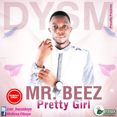 MR. BEEZ - PRETTY GIRL COVER ART