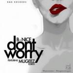 """B-Nice – """"Don't Worry"""" ft. Mugeez"""