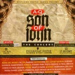 "It's Giveaway Time! Win Free Tickets To A-Q's ""Son of John – The Concert"""