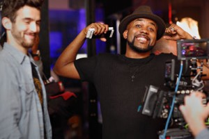 Banky W shoots video for upcoming single - High notes (1)