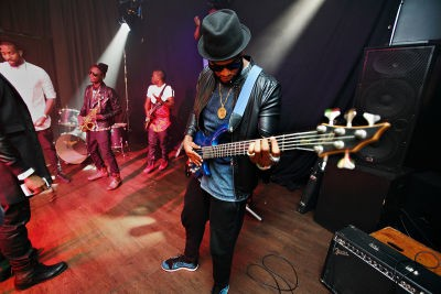 Banky W shoots video for upcoming single - High notes (12)