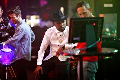 Banky W shoots video for upcoming single - High notes (24)