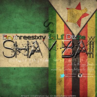 Brythreesixty-Lil'-Dizzie_-_Shay Baii_Artwork
