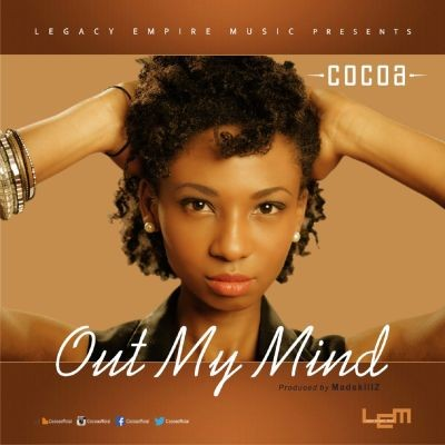 Cocoa - Out My Mind-ART
