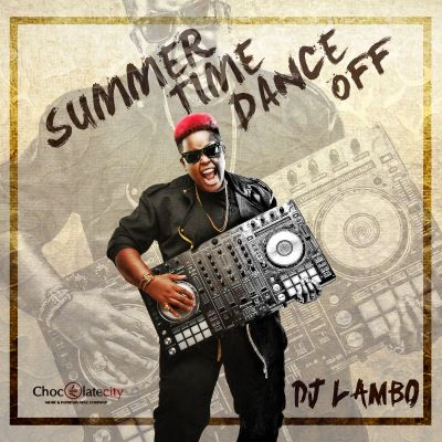 DJ Lambo Mixtape Art