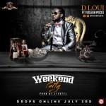 """Dloui – """"Weekend Party"""" ft. Tusleem"""