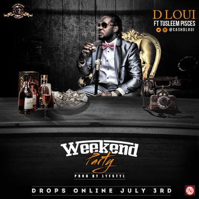 Dloui - Weekend Party ft. Tusleem-ART