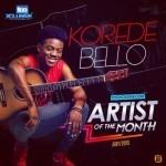 """TX Artiste of the Month #TxAOTM – """"Korede Bello"""""""