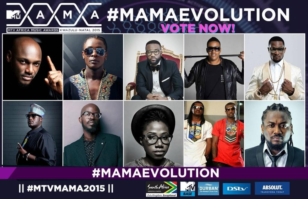MAMAEvolution