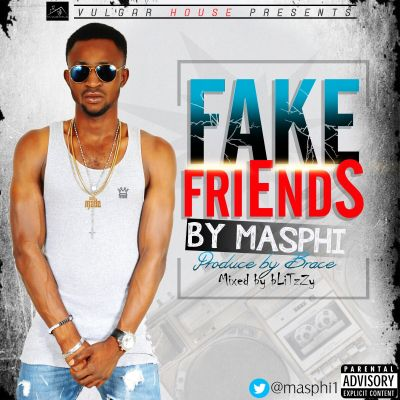 Masphi - Fake Friends -ART