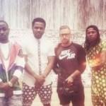 "VIDEO PREMIERE: R2Bees – ""Gboza"" ft. Davido"