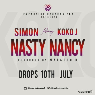 Simon - Nasty Nancy ft. Koko J (Prod by Maestro D)-ART