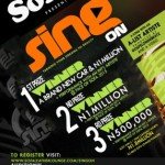 "N2.5 Million & More Up For Grab, As SOFA LOUNGE Presents ""SING ON"""