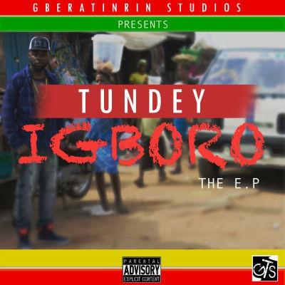 Tundey - Igboro E.P-ART