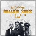 "Big Mo – ""Balling Since 1990 (G Mix)"" ft. Banky W, Dammy Krane & Uzzy"
