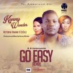 "Kenny Wonder – ""Go Easy"" (Remix) ft. Victoria Kimani & Cecile"