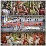 "VIDEO PREMIERE: Kcee – ""Love Boat"" ft. Diamond Platnumz"