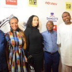 "Top Nigerian Celebrities Turn Up With DJ Cuppy As She Kicks Off The ""Cuppy Takes Africa Tour"" In Lagos"