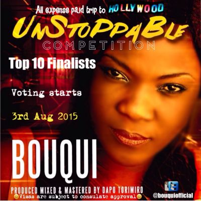 BOUQUI Rap Contest