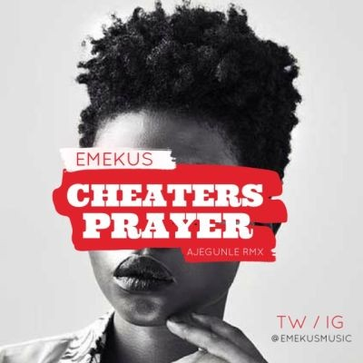 Emekus - Cheater's Prayer-ART