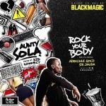 Blackmagic – Rock Your Body f. Adekunle GOLD & Sir Dauda