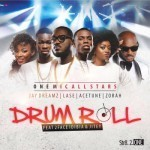 "One Mic All Stars – ""Drum Roll"" ft. Jitey & 2Face (Prod by Password)"