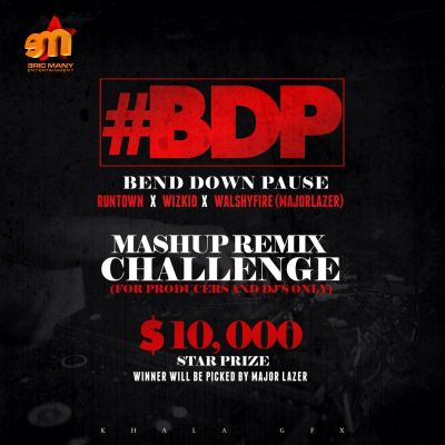 Bend-Down-Pause-BDP-Competition