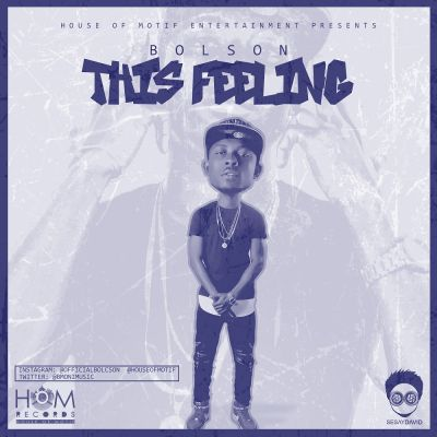 Bolson - This Feeling - Artwork