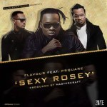 "Flavour – ""Sexy Rosey"" ft. P-Square (B.T.S Photos)"