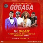 "MC Galaxy – ""Go Gaga"" (Remix) ft. Stonebwoy, Cynthia Morgan, DJ Jimmy Jatt"