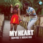 "VIDEO: Naomi Mac – ""My Heart"" ft. Adekunle Gold"