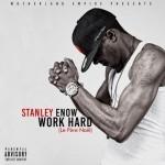 """Stanley Enow – """"Work Hard"""" (Le Père Noël)"""